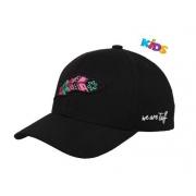 Boné Tuff Infantil Pink Faether Preto CAP-2248