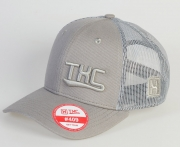 Boné TXC Brand Chumbo ABC627C
