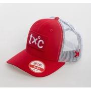 Boné TXC Brand Vermelho 695C