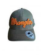 Boné Wrangler Snap Verde Musgo WMC349