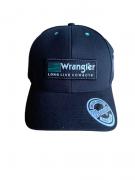 Boné Wrangler Truck Preto WMC348