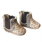 Bota Baby Silverado Couro Rock Sepia S1031/5