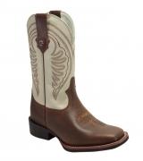 Bota Masculina Texas Rodeo Brow/Marfim TR115