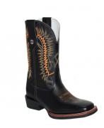 Bota Masculina Texas Rodeo Preto/Preto TR276