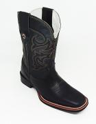 Bota Texas Rodeo Preto 20211225 LQBO