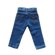 Calça Jeans Baby Masculina Kenttana