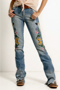 Calça Jeans Feminina Kentuck Mundi West Dust