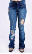 Calça Jeans Feminina Miss Country Bang Bang