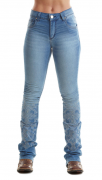 Calça Jeans Feminina West Dust Dakota