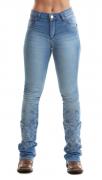Calça Jeans Feminina West Dust Dakota