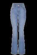 Calça Jeans Feminina Wrangler Flare 19MX2LS60