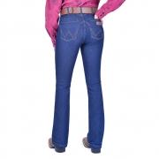 Calça Jeans Feminina Wrangler Flare 21M4CHD60