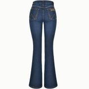 Calça Jeans Feminina Wrangler Flare 21M4CSW60