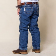 Calça Jeans Infantil King Farm Gold