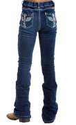 Calça Jeans Infantil West Dust Hippie CL27027