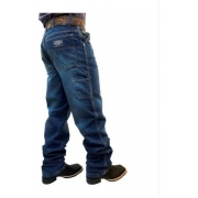 Calça Jeans Masculina Carpenter Blue Docks