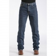 Calça Jeans Masculina Cinch Green Escura