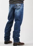 Calça Jeans Masculina Docks Fluor White