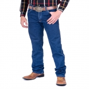 Calça Jeans Masculina Wrangler Big e Tall Elastic Waist 13MS68438 Plus Size