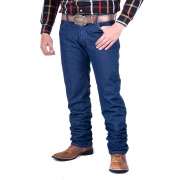 Calça Jeans Masculina Wrangler Big e Tall Western 13MWZPW38 Plus Size