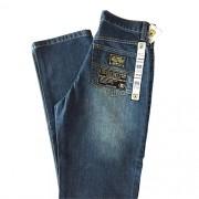 Calça Jeans  Masculina Docks  Western Black