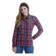 Camisa Feminina West Dust Cactus