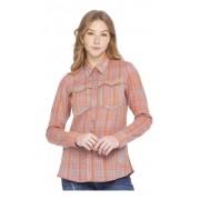Camisa Feminina Zenz Western Capri ZW0320019