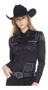 Camisa Feminina Zenz Western Dusk ZW0320026
