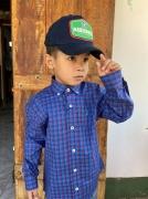 Camisa Infantil Austin 1012INF