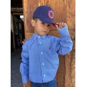 Camisa Infantil Austin 1014INF
