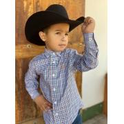 Camisa Infantil Austin 1018INF
