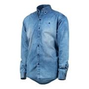 Camisa Jeans Masculina TXC Brand 2074L