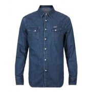 Camisa Jeans Masculina Wrangler WM9800