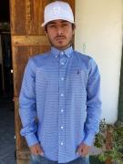 Camisa Masculina Austin 1014