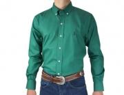 Camisa Masculina Austin Verde