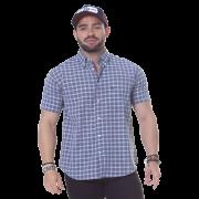 Camisa Masculina Ox Horns 9067