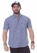 Camisa Masculina Manga Curta Ox Horns 9067