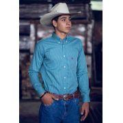 Camisa Masculina Ox Horns Xadrez 9130