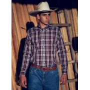Camisa Masculina Ox Horns Xadrez 9136
