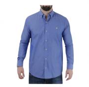 Camisa Masculina TXC Brand Azul 2253L