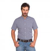 Camisa Masculina TXC Brand Azul 2678C