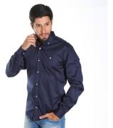 Camisa Masculina TXC Brand Marinho 2324L