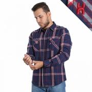 Camisa Masculina TXC Manga Longa 2205L