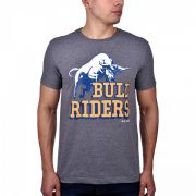 Camiseta BF///MS Bull Riders Mescla