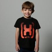 Camiseta Infantil TXC Preto 11414