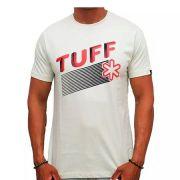 Camiseta Masculina Gray Track Tuff