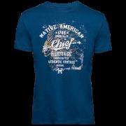Camiseta Masculina Hey Roy Chief Marinho 1037
