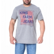 Camiseta Masculina King Farm GCM178