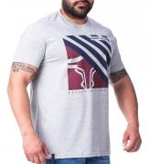 Camiseta Masculina King Farm Mescla GCM177