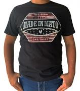 Camiseta Masculina Made In Mato C8465